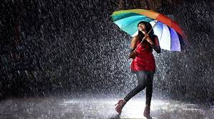 Rain is like tears...  Tears are your body's release valve for stress, sadness, grief, anxiety, and frustration.
